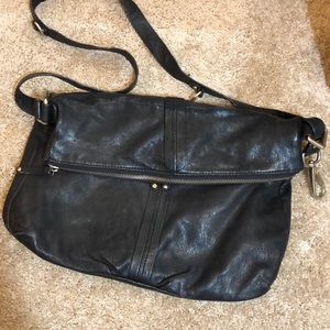The perfect leather cross body bag!